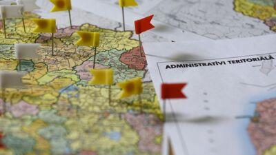 Notiek iedomātas kartes bīdīšana uz priekšu, vērtē Daukšte
