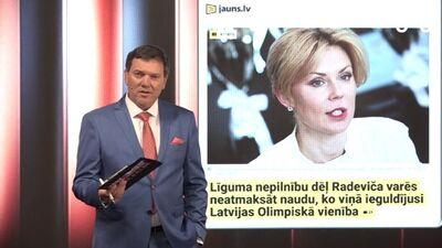 Kurš no Inetas Radēvičas dopinga skandāla cieš visvairāk?
