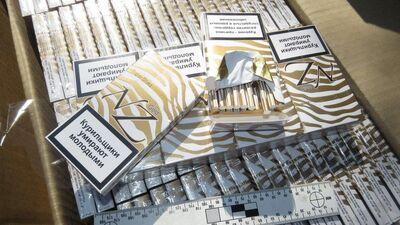 Šmite - Roķe: Gadā uz robežas tiek izņemtas 92 miljoni nelegālo cigarešu