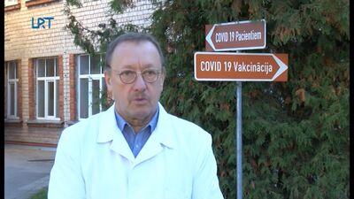 Mazajās slimnīcās atvērtas Covid-19 nodaļas