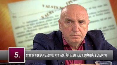 20.03.2019 Ziņu top 5