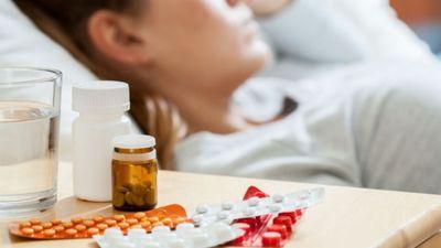 Gripas epidēmija turpinās, stāsta Rozentāle