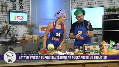 Madara Kiviča: Ja sievietei nav vīrieša, viņa sāk pirkt virtuves nažus