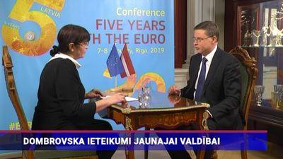 Valda Dombrovska ieteikumi jaunajai valdībai
