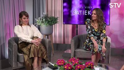 Vai Sandai Dejus ir bijušas intīmas attiecības ar draudzenes puisi vai vīru?