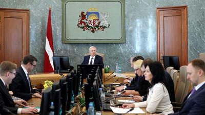 Aptauja vēsta, ka valdības darba vērtējums sasniedz vēsturiski augstāko līmeni