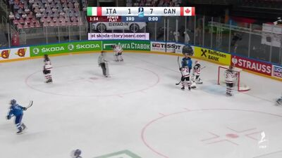 Spilgtākie momenti: Itālija pret Kanādu