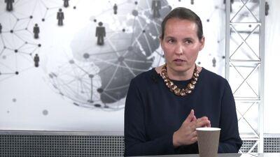 Sanita Upleja-Jegermane: Cilvēkiem jābūt cieņpilniem darba apstākļiem