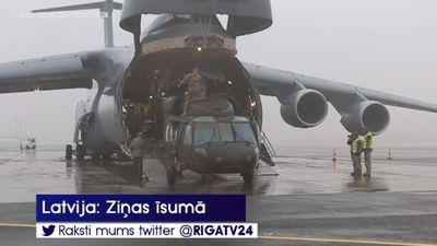 ASV ļauj Latvijai iepirkt četrus Black Hawk helikopterus