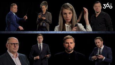 8 naži un gardēdis 2. sezona 1. epizode
