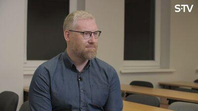Rīgas Vīru grupas dalībnieks Vents Sīlis par krīzēm vīriešu dzīvē