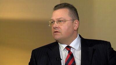"""Rungainis: Latvija ir """"pārbankota"""""""