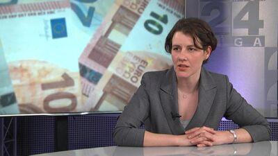 Reizniece-Ozola: Minimālajam dīkstāves pabalstam jābūt vismaz 300 eiro