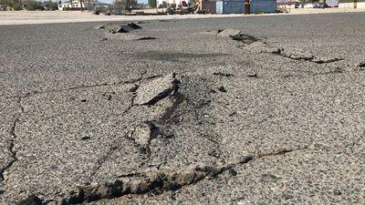 Kaliforniju skārusi 6,4 magnitūdu spēcīga zemestrīce