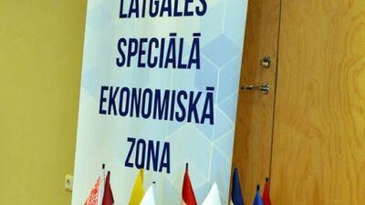 Stanekvičs: Katru gadu uzņēmumu skaits Latgales SEZ palielinās