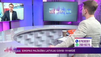 Ušakovs: Vakcīnas esam dabūjuši, bet atkal ir problēmas