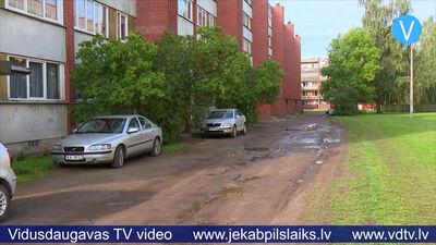 Jēkabpilī plāno rekonstruēt dzīvojamo māju kvartālu