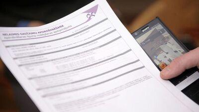 Abāšins: Cilvēku sūdzību skaits par apdrošinātājiem ir samazinājies