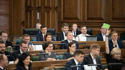 Neviens nav gatavs no šīs koalīcijas aiziet, uzskata Rajevskis