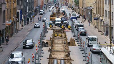 Burovs par plānotajiem ielu remontiem Rīgā