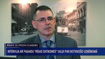 """Saulītis: Lauzt līgumu ar """"Rīgas karti"""" būtu absurds lēmums"""