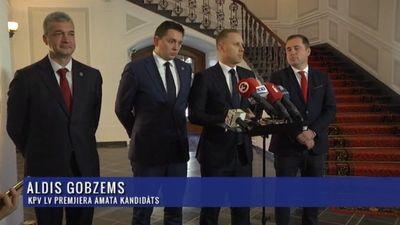 JKP un KPV LV pēc tikšanās ar Valsts prezidentu
