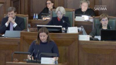 Speciālizlaidums: Saeima pieņem OIK izmeklēšanas komisijas galaziņojumu