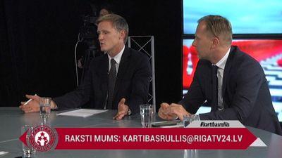 """Rihards Kols par Dombrovski un to, kas sponsorē organizāciju """"Certus"""""""