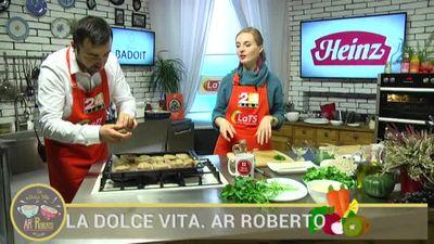 26.10.2017 La Dolce Vita. Ar Roberto 2. daļa