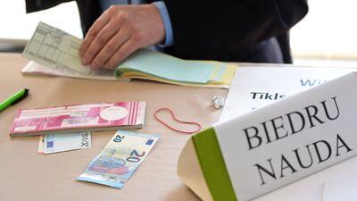 Viedoklis: Ar partiju jauno finansēšanas modeli varēja nogaidīt