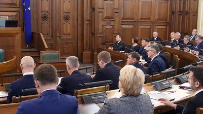 Koalīcijai vajadzīgs 'savs' prezidents, kurš neatlaidīs Saeimu, domā Balodis