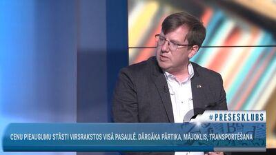 Kossovičs: Nodokļu politiku nevajag veidot, kā to dara Reirs