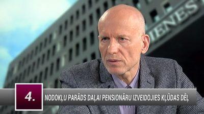 Krasts: Datu apmaiņa Latvijā vēl aizvien ir smagnēja
