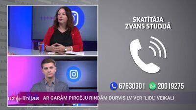 Skatītājs jautā: Cik daudz LIDL veikalu darbinieku ir vakcinēti pret Covid-19?
