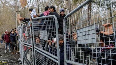 Latvijas robežsardze plāno sūtīt papildspēkus uz migrantu krīzes skarto Grieķiju