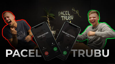 "26.11.2019 Ghetto Comedy ""Pacel Trubu"""