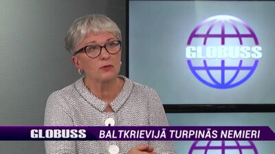 Kalniete: Baltkrievijas jautājumu nav iespējams atrisināt bez Krievijas