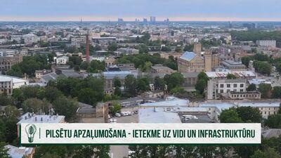 Vai Rīgā tiek pietiekami daudz domāts par zaļu pilsētvidi?