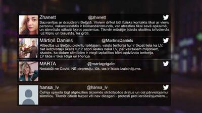Tvitersāga: Covid-19