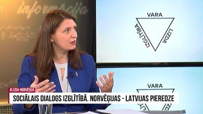 Sociālais dialogs izglītībā. Norvēģijas un Latvijas pieredze