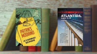 Grāmatas, ko iesaka Arno Jundze