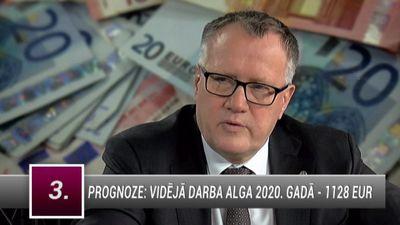 Ašeradens: Nodokļi varētu būt nedaudz lielāki