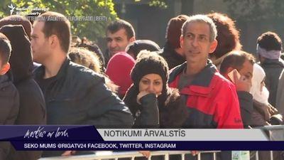 Vācijā pērn par 16% samazinājies patvēruma lūgumu skaits