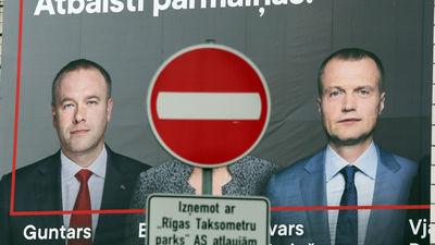 """Švecova skaidro """"Saskaņas"""" vēlētāju atbalsta kritumu"""