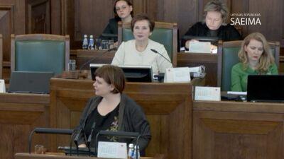 Voika: ES jābūt atvērtai jaunām dalībvalstīm