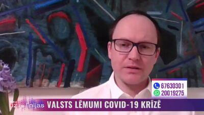 Vai ar Covid-19 var saslimt atkārtoti?