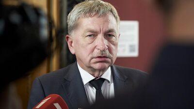 Kūtris: Ministriem nepatika konkrētais cilvēks -  MK lēmums bija politisks