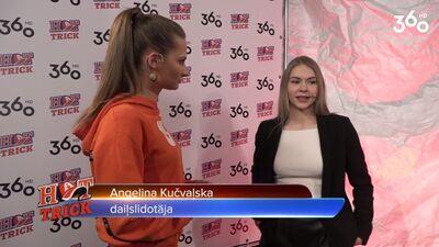Kāds ir Angelinas Kučvaļskas ideālais randiņš?