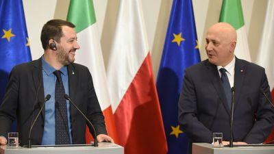 Varšavā apspriesta Itālijas-Polijas ass veidošana
