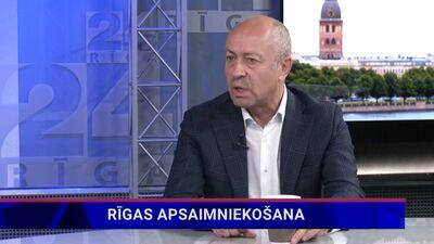 Burovs par situāciju Rīgas domē: Ārkārtīga politizācija un neprofesionālisms